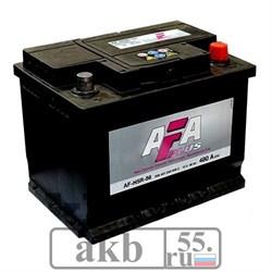 Аккумулятор 56 AFA Plus обратный - фото 5057