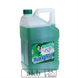 Антифриз Полярник - 40 зеленый 5 кг - фото 5374