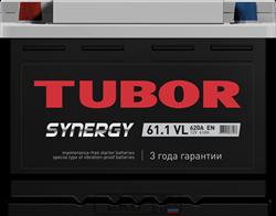 Аккумулятор 61.1 TUBOR SYNERGY прямой - фото 5627