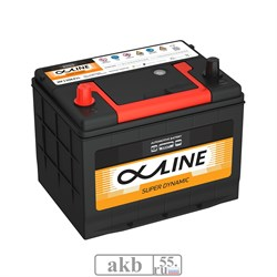 Аккумулятор 70 ALPHALINE SD 85D23R Азия прямой - фото 5703