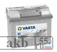 Аккумулятор 63 Германия Varta Silver пр.п (563 401 061),