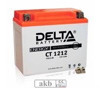 Аккумулятор Delta 12Ah  СT 1212