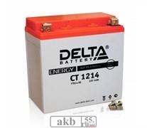 Аккумулятор Delta 14Ah СT 1214