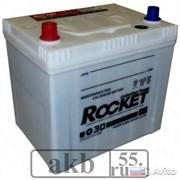 Аккумулятор 65Rocket MF+30 (75D23R)  прямой
