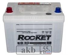 Аккумулятор 80Rocket MF+30 (85D26R) Азия прямой