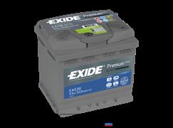 Аккумулятор 53 EXIDE Premium кубик обр.пл