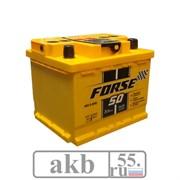 Аккумулятор 50 Forse обратный кубик