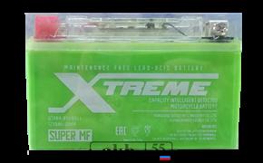 Аккумулятор 12V 8Ah Moto Xtreme UTX8A- BS iGEL прямой