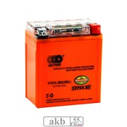 Аккумулятор 7Ah  OUTDO YTX7L-BS IGEL обратный