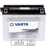 Аккумулятор 20 ah Varta PowerSport 260a обратный