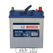 Аккумулятор 40 Bosch Азия обратный (0092S40180)