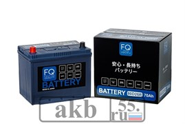 Аккумулятор 70 FQ 80D26R Азия прямой