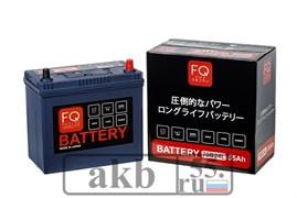 Аккумулятор 55 FQ 70B24L Азия обратный