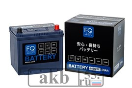 Аккумулятор 60 FQ 65D23L Азия обратный