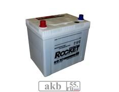 Аккумулятор 60Rocket MF (55D23R) прямой