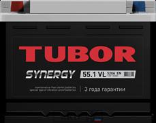 Аккумулятор 55.1 TUBOR SYNERGY прямой
