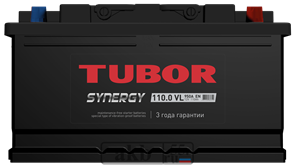 Аккумулятор 110.0 TUBOR SYNERGY обратный