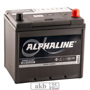 Аккумулятор 65 ALPHALINE EFB (90D23L) Азия  обратный