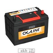 Аккумулятор 80 ALPHALINE SD 95D26L Азия обратный