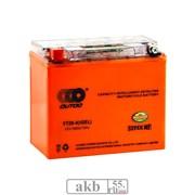 Аккумулятор 18Ah  OUTDO YT20L-4 IGEL индикатор прямой