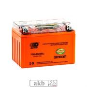 Аккумулятор 9Ah OUTDO YTX9-BS iGEL индикатор прямой