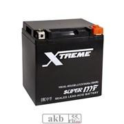 Аккумулятор 34Ah Moto Xtreme YB34L-BS GEL обратный