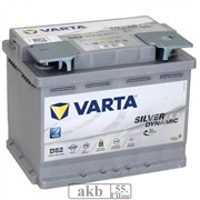 Аккумулятор 60 Varta Start-Stop AGM обратный