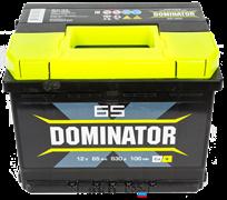 Аккумулятор 65.1 Dominator прямой