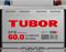 Аккумулятор 60.0 TUBOR EFB обратный - фото 5641