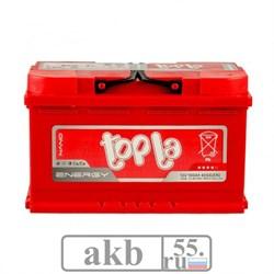 Аккумулятор 100  Topla Energy  длинна 315 мм  обратный - фото 4596