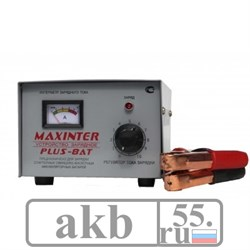 Зарядное устройство PLUS-8AT (Compact) MAXINTER - фото 4763