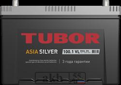 Аккумулятор 100.1 TUBOR Азия Silver прямой - фото 4923