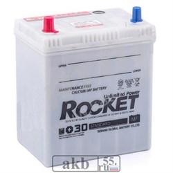 Аккумулятор 40 Rocket MF (42B19R) Азия прямой - фото 4963
