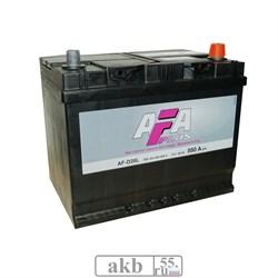 Аккумулятор 68 D26L AFA Plus обратный - фото 5062