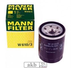 Mann W610/3 - фото 5150