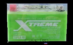 Аккумулятор  8Ah Moto Xtreme UTX8A- BS iGEL прямой - фото 5394