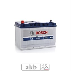 Аккумулятор  95 Bosch S4 Азия прямой (0092S40290) - фото 5410
