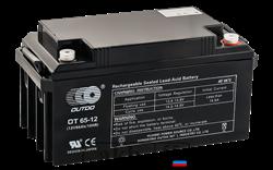 Аккумулятор 65 OUTDO/Xtreme VRLA 12V (OT 65-12) - фото 5430