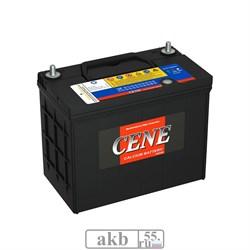 Аккумулятор 55 CENE 65B24L Азия обратный - фото 5507