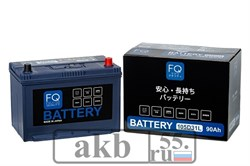 Аккумулятор 90 FQ 105D31L Азия обратный - фото 5545
