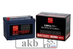 Аккумулятор 100 FQ 125D31R Азия прямой - фото 5551