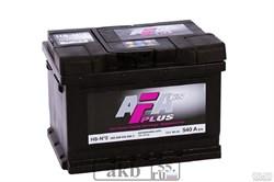 Аккумулятор 60 AFA Plus обратный низкий - фото 5560
