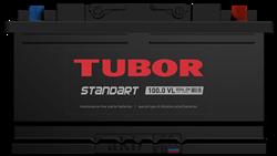 Аккумулятор 100.0 TUBOR STANDART обратный - фото 5609