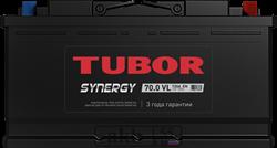 Аккумулятор 70.0 TUBOR SYNERGY Kamina обратный - фото 5632