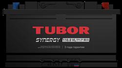 Аккумулятор 110.0 TUBOR SYNERGY обратный - фото 5636