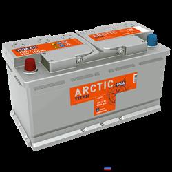 Аккумулятор 100.1 TITAN ARCTIC прямой - фото 5660