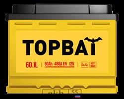 Аккумулятор 60.1 TOPBAT прямой - фото 5661