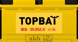 Аккумулятор 90.0 TOPBAT обратный - фото 5667