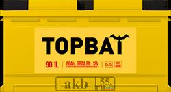 Аккумулятор 90.1 TOPBAT прямой - фото 5668