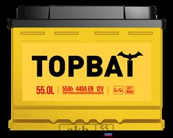 Аккумулятор 55.0 TOPBAT обратный - фото 5673